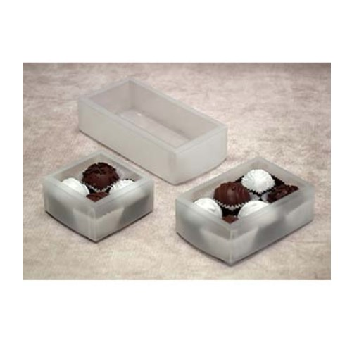 Frosted Boxes