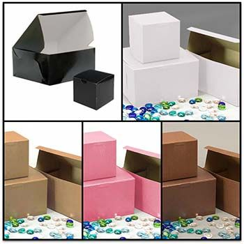 Individual Cupcake Box with Insert