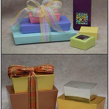 Ballotin Candy Box