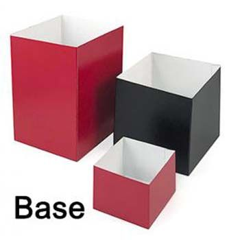 High Walled Rigid Folding Gift Box Base