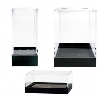 Polystyrene Showcase Boxes
