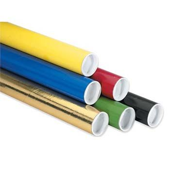 Mailing Tube - Colors