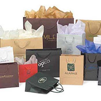 Economy Rope Handle Euro Tote Bags