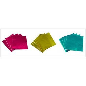 Colored Foil Sheets