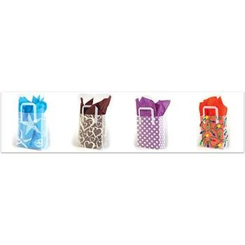 Frosted Design Bags