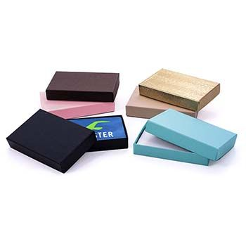 Rigid Gift Card Set-up Boxes