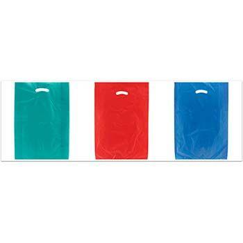 High Density Plastic Bags w/Handle