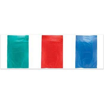 High Density Plastic Bags (No Handle)
