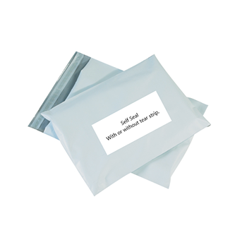 Poly Mailers - White