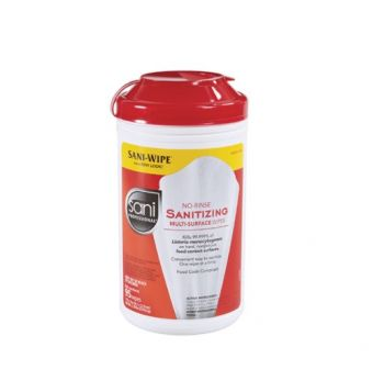 Sanitizing Wipes Food Service 6 Pack