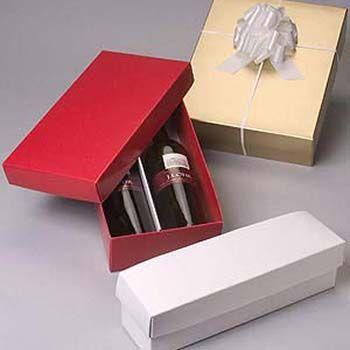 One Bottle 2-piece Folding Wine Box