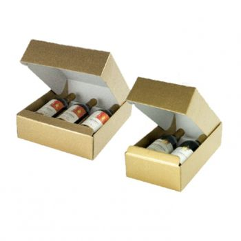 Two Bottle Wine Box (includes inserts)