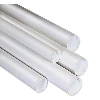 Mailing Tube - White
