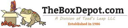 The Box Depot  |  Specialty Wholesale Packaging - Boxes, Bags, Gift Basket Supplies & More