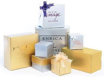 Premiere Metallic Gift Boxes